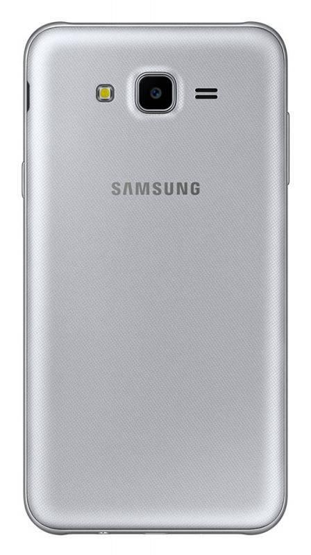 Смартфон Samsung Galaxy J7 Neo SM-J701 16ГБ серебристый - фото 2