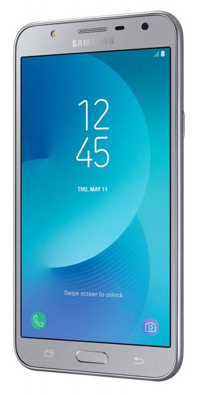 Смартфон Samsung Galaxy J7 Neo SM-J701 16ГБ серебристый - фото 4