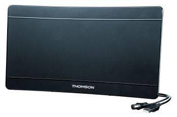 Антенна телевизионная Thomson ANT1706 активная каб.:1.4м