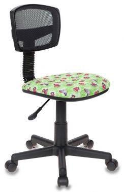 Кресло детское Бюрократ CH-299NX / DOLLS-GR