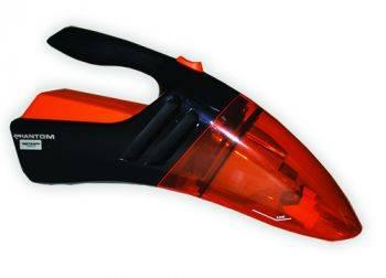 Автомобильный пылесос Phantom PH2002 черный (6001696)