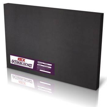 Шумоизоляция Kicx Extrablock 10 (компл.:1шт) 1000x750x10мм