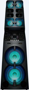 Минисистема Sony MHC-V90DW черный (MHCV90DW.RU1)