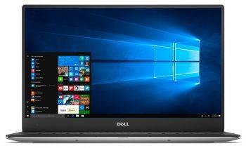 Ультрабук 13.3 Dell XPS 13 (9360-8732) серебристый