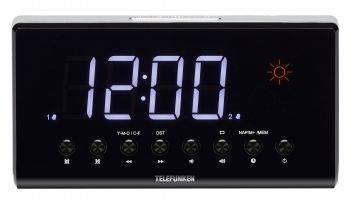 Радиоприемник Telefunken TF-1552 черный