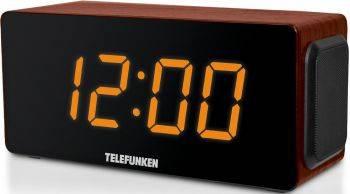 Радиоприемник Telefunken TF-1566 коричневый