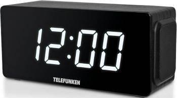 Радиоприемник Telefunken TF-1566 черный / белый