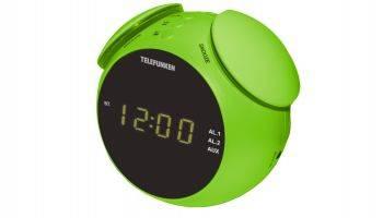Радиоприемник Telefunken TF-1570 зеленый (TF-1570(ЗЕЛЕНЫЙ С ЯНТАРНЫМ))