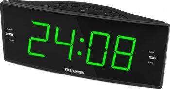 Радиоприемник Telefunken TF-1587 черный
