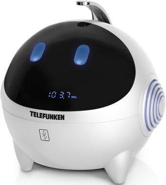 Радиоприемник Telefunken TF-1634 белый