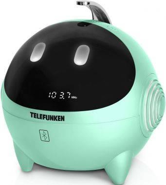 Радиоприемник Telefunken TF-1634 мятный