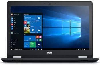 """Ноутбук 15.6"""" Dell Inspiron 5570 черный (5570-5472)"""