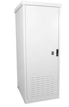 Шкаф коммутационный ЦМО уличный всепогодный ШТВ-1-12.7.9-43АА 12U серый
