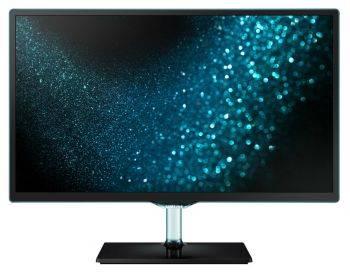 Телевизор LED 24 Samsung LT24H390SIXXRU черный / синий