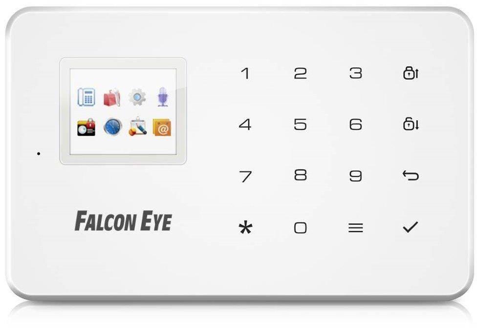 Комплект сигнализации беспроводной Falcon Eye FE Advance - фото 1