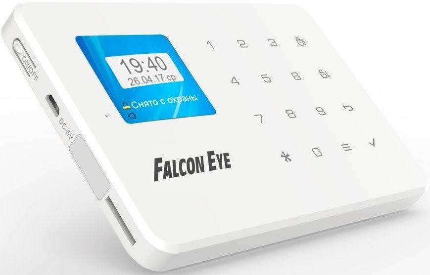 Комплект сигнализации беспроводной Falcon Eye FE Advance - фото 2