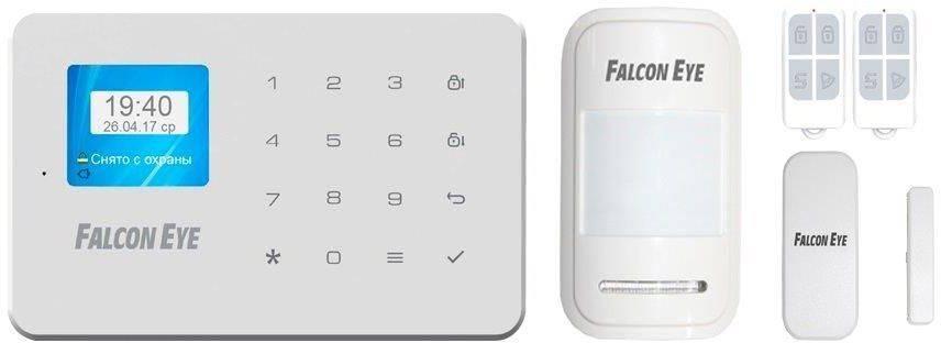 Комплект сигнализации беспроводной Falcon Eye FE Advance - фото 3