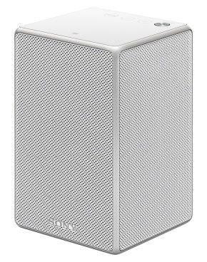 Колонки Sony SRS-ZR5 белый 2.0