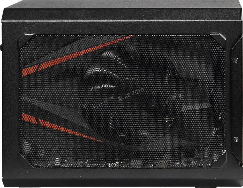 Видеокарта Gigabyte GeForce GTX 1070 8192 МБ (GV-N1070IXEB-8GD) - фото 4