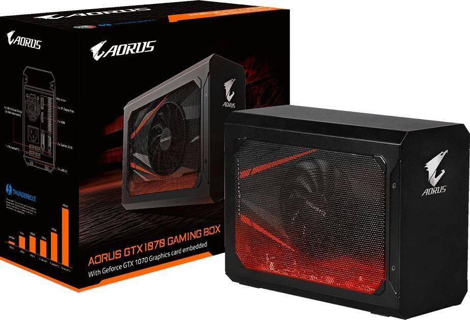 Видеокарта Gigabyte GeForce GTX 1070 8192 МБ (GV-N1070IXEB-8GD) - фото 9