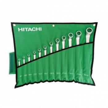 Набор гаечных ключей Hitachi HTC-774019 (12пред.)