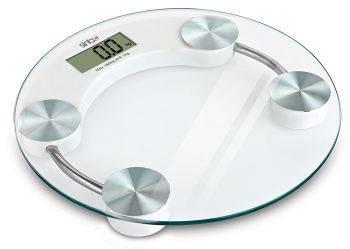Весы напольные электронные Sinbo SBS 4444 прозрачный