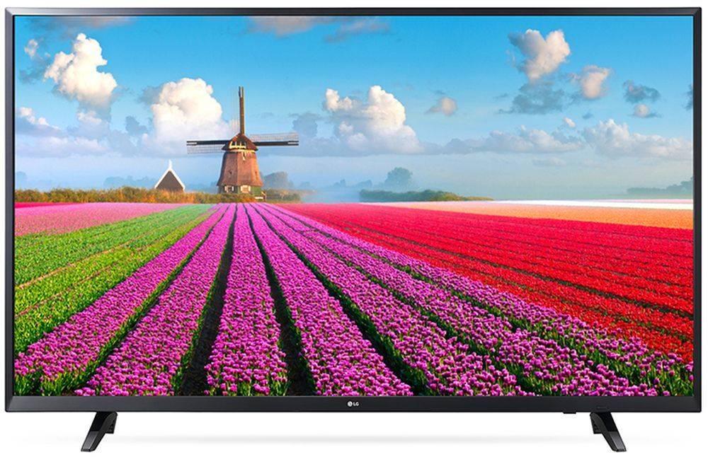 "Телевизор LED 65"" LG 65UJ620V черный/коричневый - фото 1"