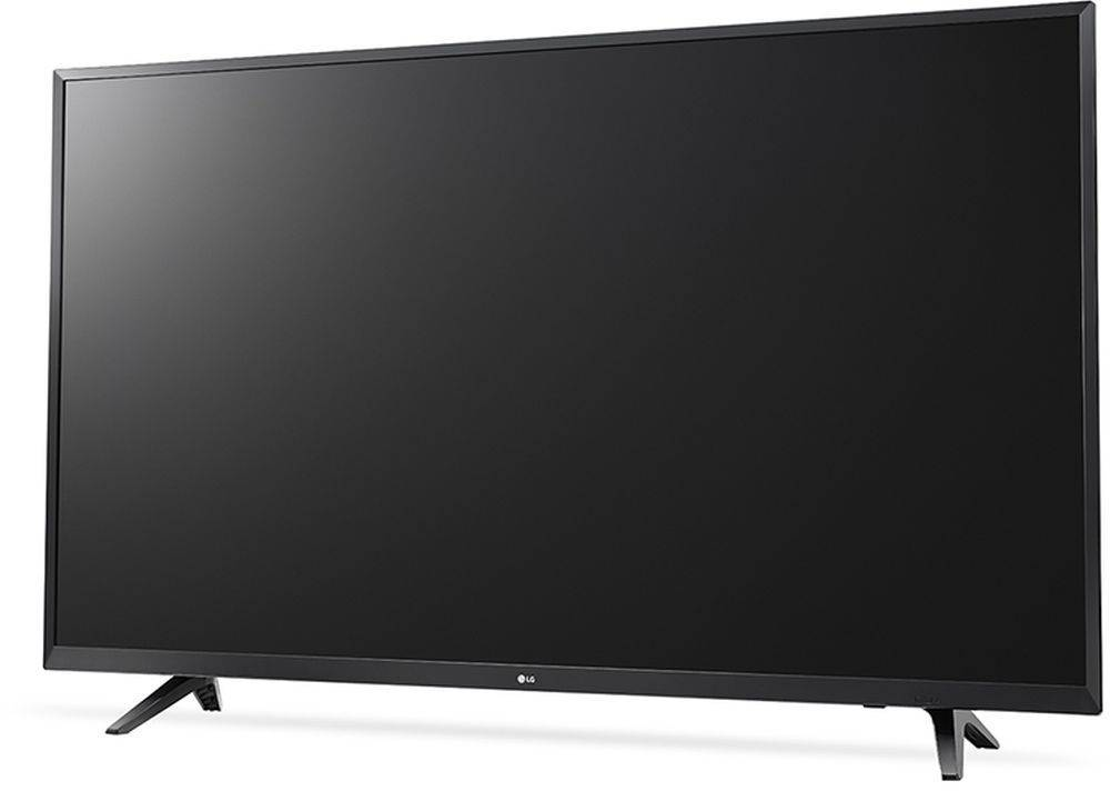 "Телевизор LED 65"" LG 65UJ620V черный/коричневый - фото 2"