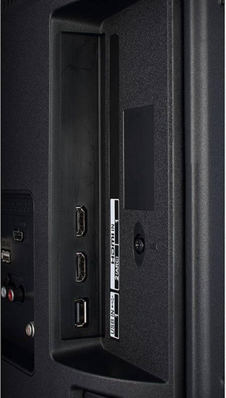 "Телевизор LED 65"" LG 65UJ620V черный/коричневый - фото 6"