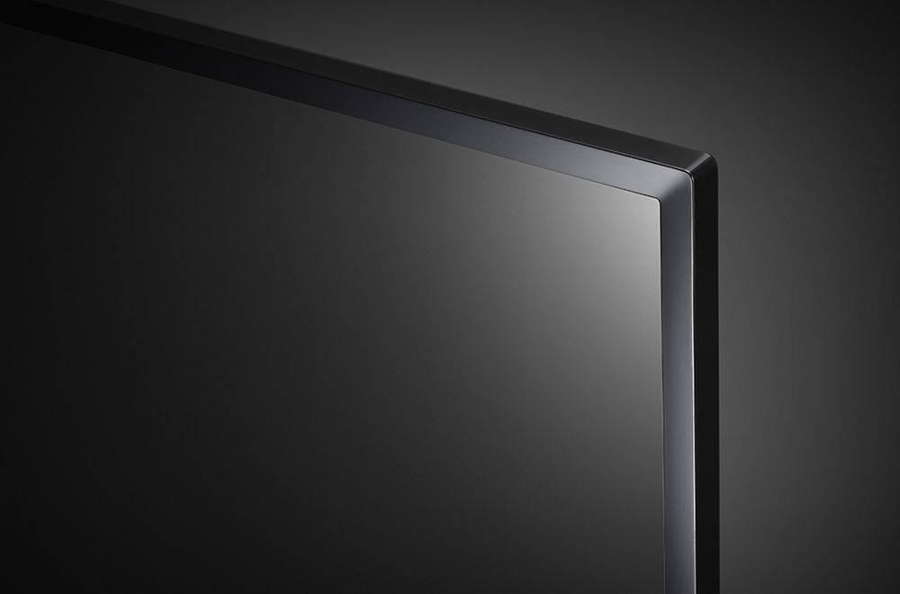 "Телевизор LED 65"" LG 65UJ620V черный/коричневый - фото 11"