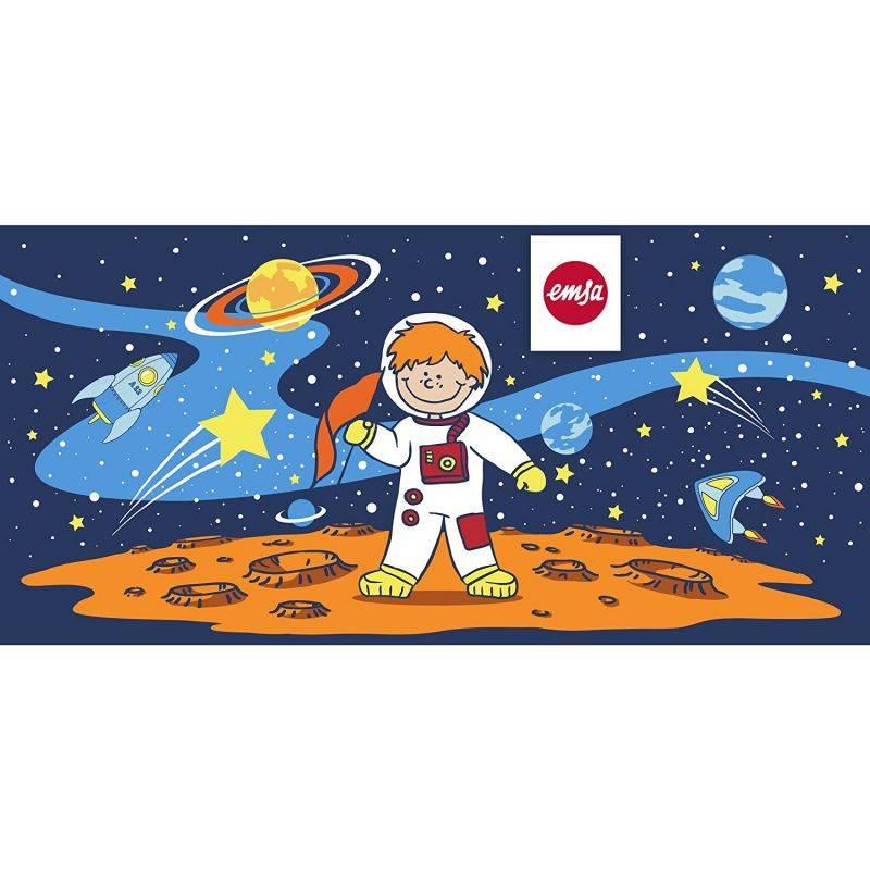 Фляга Emsa Kids Astronaut 514396 синий - фото 5