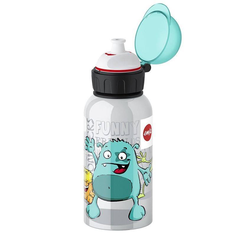 Фляга Emsa Kids Monster 514400 серебристый - фото 2