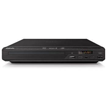 Плеер DVD BBK DVP030S темно-серый (PLAYER DVP030S Б/Д Т-С C)