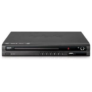 Плеер DVD BBK DVP176SI темно-серый (PLAYER DVP176SI Б/Д Т-СC)