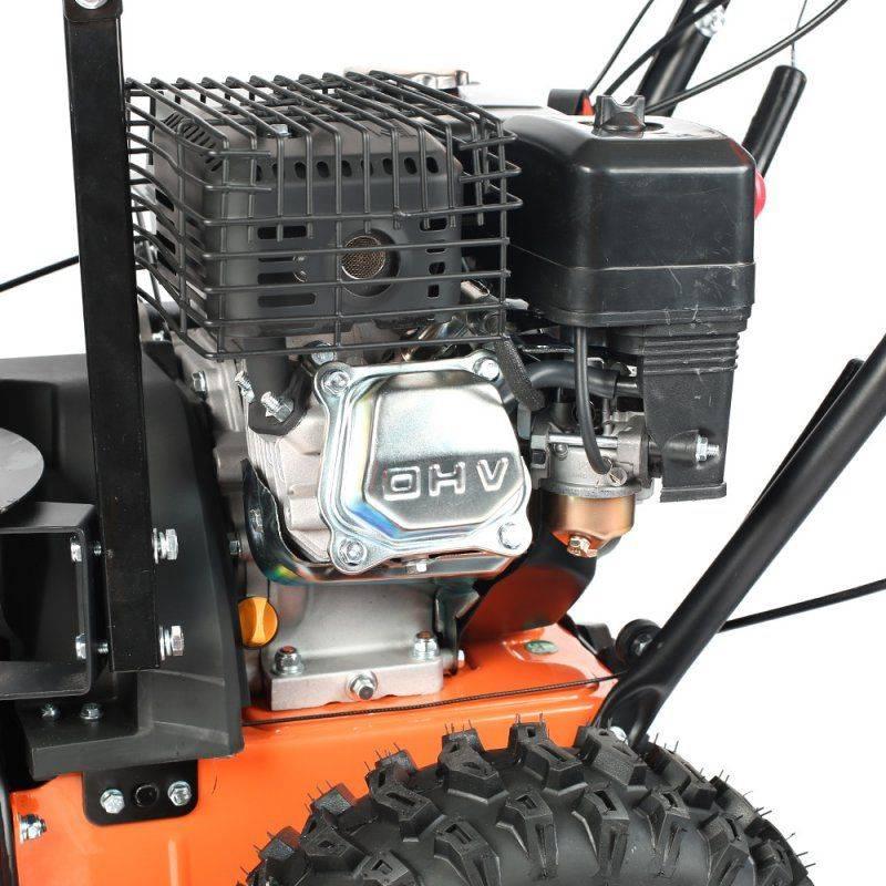 Снегоуборщик бензиновый Patriot СИБИРЬ 65E (426108650) - фото 6