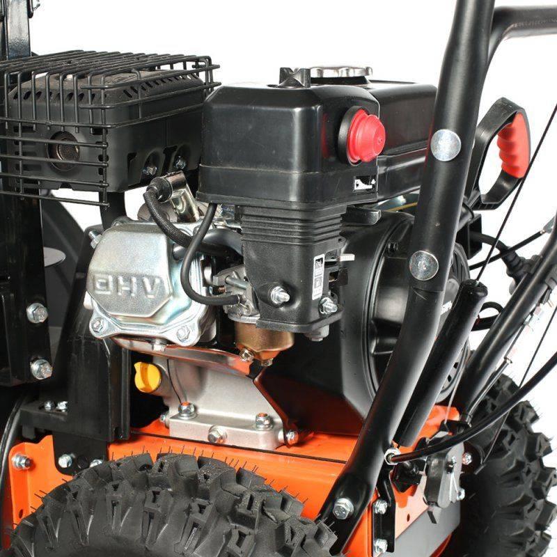 Снегоуборщик бензиновый Patriot СИБИРЬ 68E (426108680) - фото 7