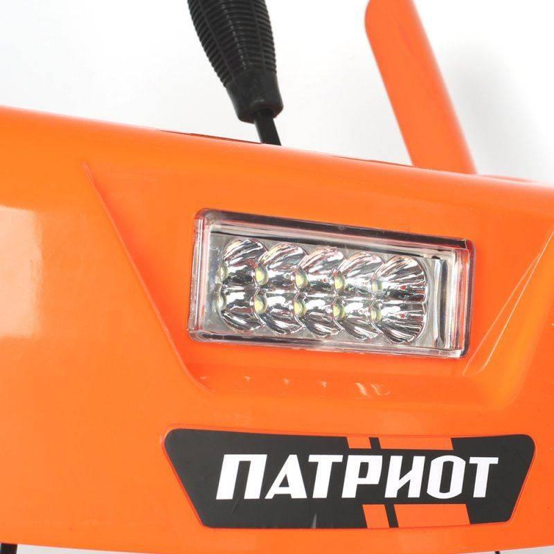 Снегоуборщик бензиновый Patriot СИБИРЬ 68E - фото 10