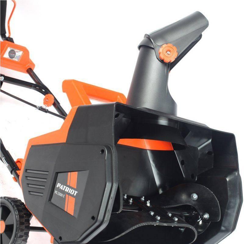 Снегоуборщик электрический Patriot PS 2300 E 2кВт - фото 3