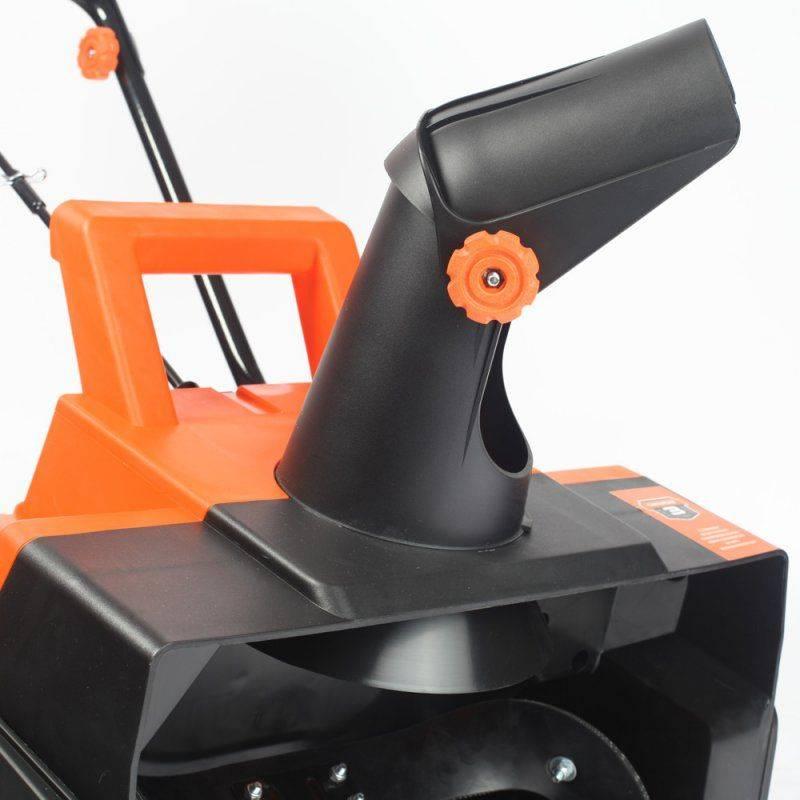 Снегоуборщик электрический Patriot PS 2300 E 2кВт - фото 5
