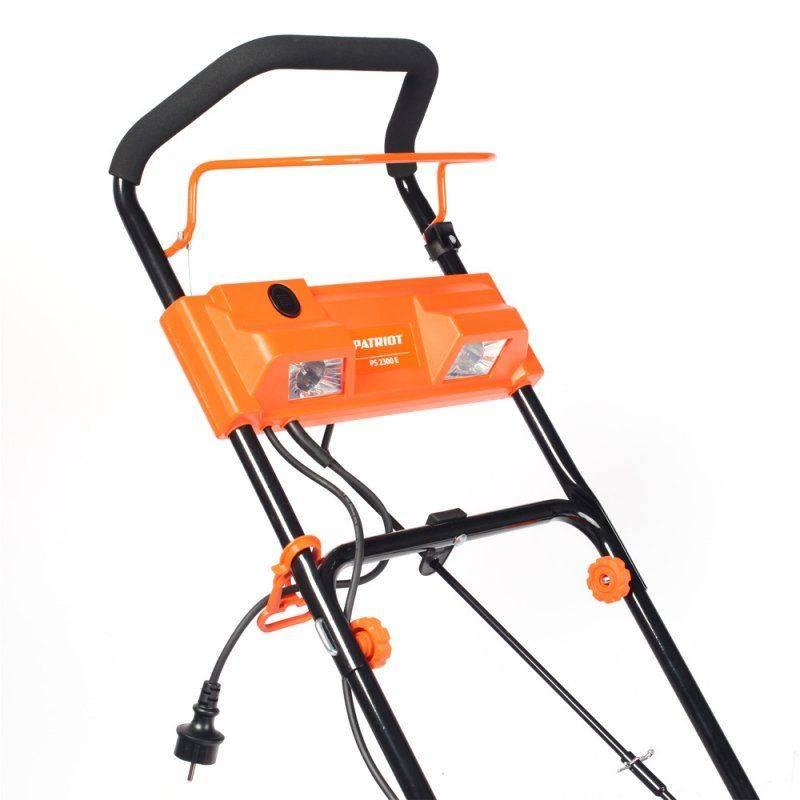 Снегоуборщик электрический Patriot PS 2300 E (426302222) - фото 6
