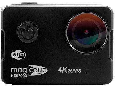 Экшн-камера Gmini MagicEye HDS7000 черный - фото 1