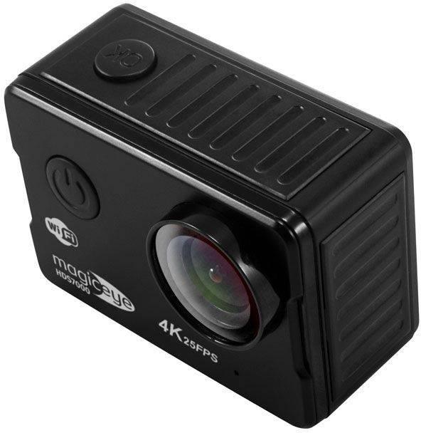 Экшн-камера Gmini MagicEye HDS7000 черный - фото 2