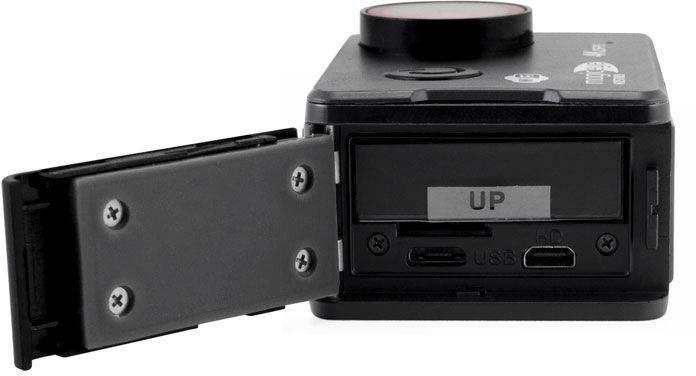 Экшн-камера Gmini MagicEye HDS7000 черный - фото 5