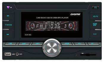 Автомагнитола Digma DCR-550
