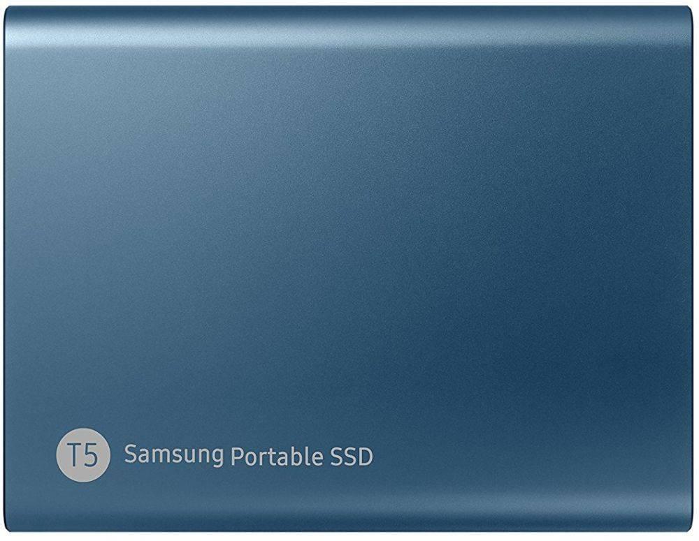 Накопитель SSD 500Gb Samsung T5 MU-PA500B/WW USB - фото 4