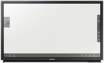 Профессиональная LCD панель 82 Samsung DM82E-BR черный
