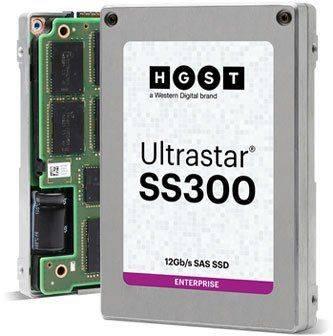 Накопитель SSD 800Gb HGST Ultrastar SS300 HUSMR3280ASS204 SAS (0B34962) - фото 1