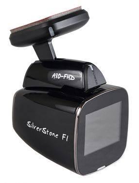 Видеорегистратор Silverstone F1 A80 SKY черный