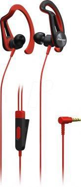 Наушники Pioneer SE-E5T-R красный