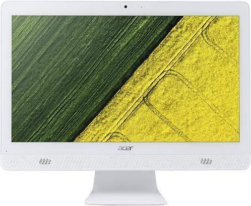 """Моноблок 19.5"""" Acer Aspire C20-720 белый (DQ.B6XER.014) - фото 1"""